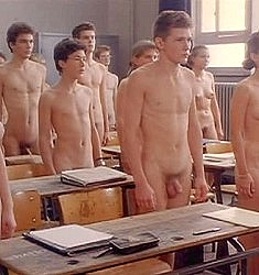 boy nudity in films