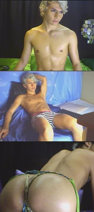 blond boy live sex chat