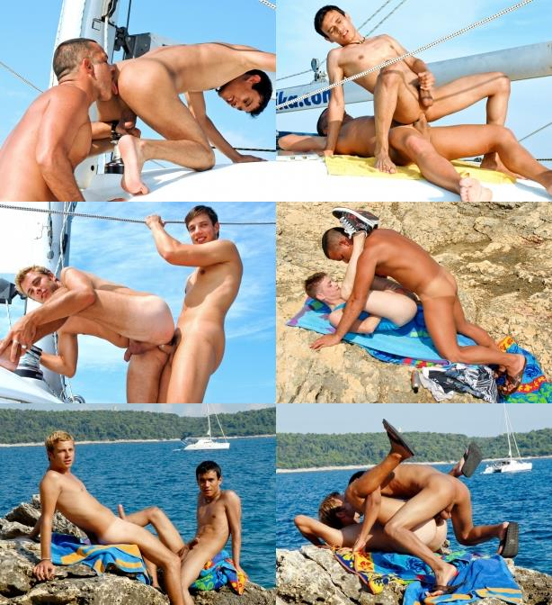 download gay porn DVD Beach Candies