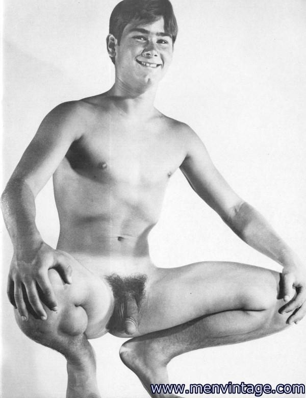 Beautiful boy nude erotic male art
