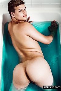 helix gay model Bastian Hart
